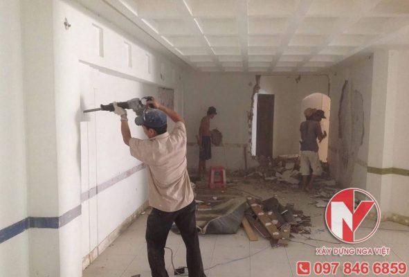 Dịch vụ sửa chữa nhà tại quận 5 giá rẻ