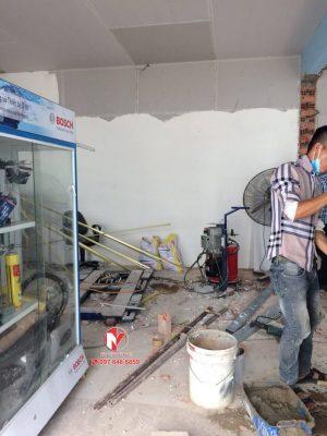 Công ty sửa chữa nhà tại TpHCM
