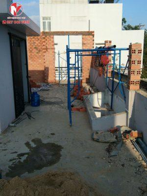 Sửa chữa nhà cửa tại nga việt