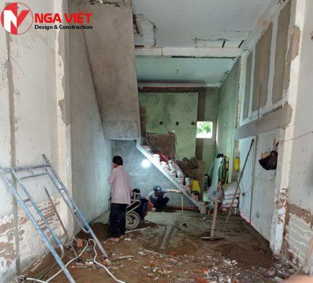 Sửa nhà phố Nga Việt