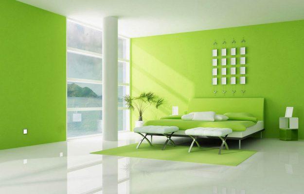 Cách chọn màu sơn nhà đẹp