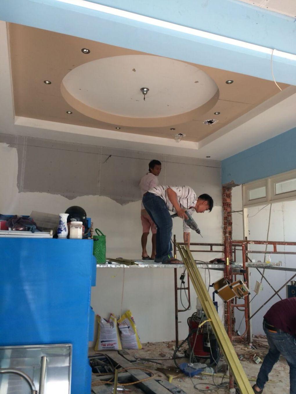Sửa chữa nhà tại nhà bè chuyên nghiệp