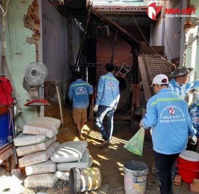 cải tạo nhà cũ uy tín tại TpHCM