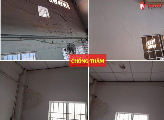Dịch vụ chống thấm chuyên nghiệp quận Gò Vấp