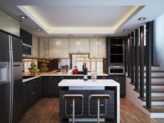Phong thủy hướng đặt tủ bếp cho nhà bếp tuổi Bính Ngọ 1966
